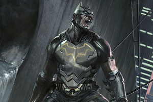 Batman Future State Dark Detective 4k