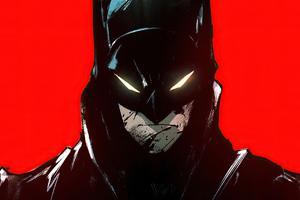 Batman Glowing Eyes