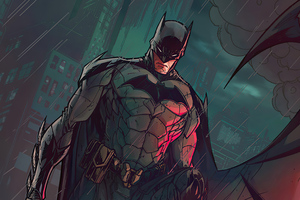 Batman Gotham 2020