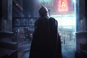 Batman Gotham 4k 2020 Wallpaper