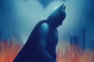 Batman Gotham City 2020 Wallpaper