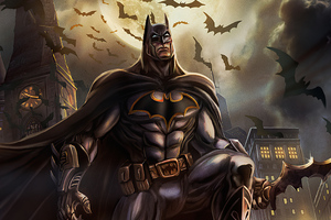 Batman Gotham City Batrang
