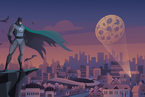 Batman Gotham City New