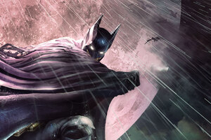 Batman Gotham Knight Arts New