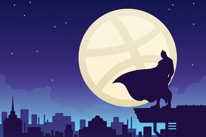 Batman Gotham Moon