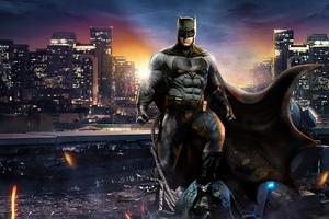 Batman Gotham New Wallpaper