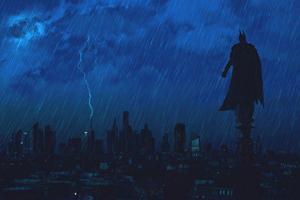 Batman Gotham Night Mode