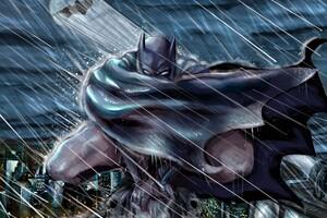Batman Gotham Roof Top Protecter