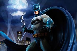 Batman Gotham Saver Wallpaper