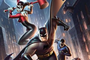 Batman Harley Quinn Wallpaper