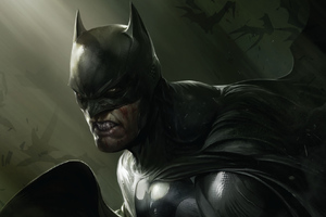 Batman HD Artwork