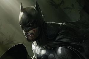 Batman HD Artwork Wallpaper