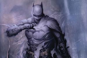 Batman Hero 4k 2020