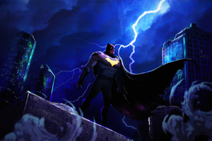 Batman I Am The Knight 4k Wallpaper