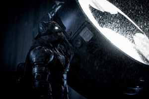 Batman In Batman vs Superman Wallpaper