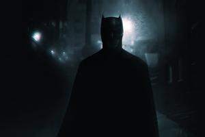Batman In Dark 4k