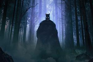 Batman In Jungle