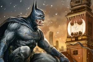 Batman In Paris