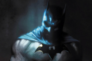 Batman In The Dark 4k