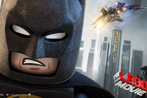 Batman In The Lego 2016