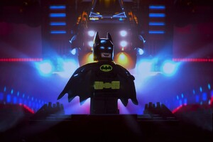 Batman In The Lego Batman