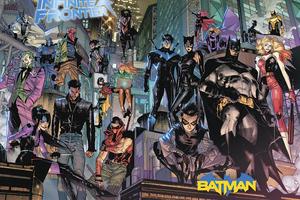 Batman Infinite Frontier Wallpaper