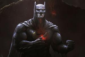 Batman Injured 2020
