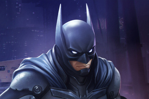 Batman Injustice Artwork