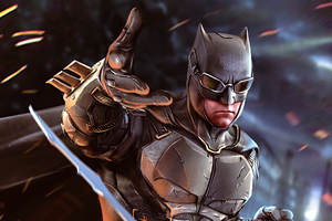 Batman Injustice Mobile Game