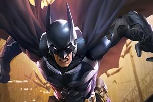 Batman Injustice Mobile