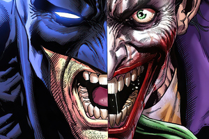 Batman Joker 2020 Wallpaper