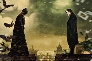 Batman Joker 4k 2020 Wallpaper