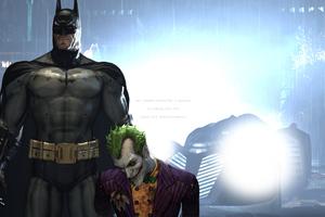 Batman Joker 5k Wallpaper