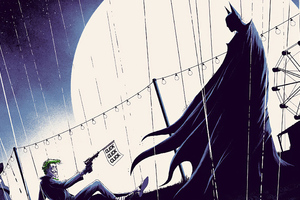 Batman Joker Click Click Wallpaper