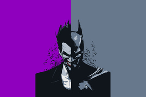 Batman Joker New Art