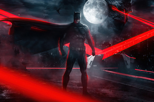 Batman Justice League 2020 4k Wallpaper