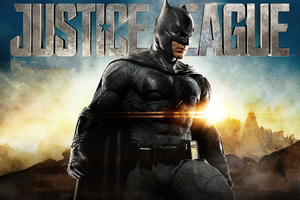 Batman Justice League Hero