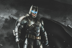 Batman Justice League Synder Cut Wallpaper