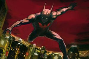 Batman Knight 4k 2020