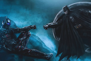 Batman Knight And Batman