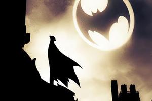Batman Knight Bat Signal Wallpaper