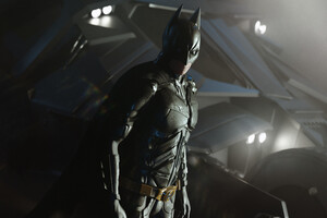 Batman Knight Coming