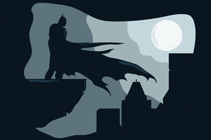 Batman Knight Minimal