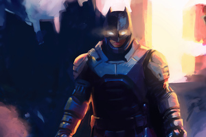 Batman Knight Sketch Artwork