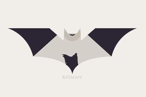 Batman Logo 8k Art Wallpaper