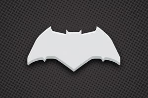 Batman Logo Illustration 5k Wallpaper