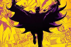 Batman Look Out