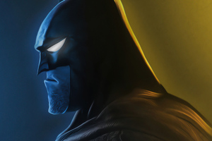 Batman Mask 4k 2020