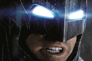 Batman Mask Closeup