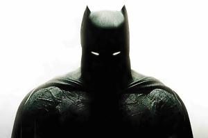 Batman Mask Eye